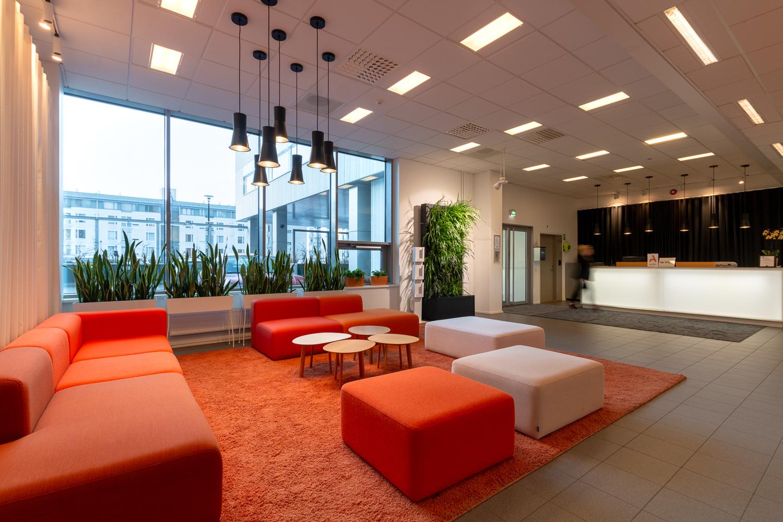 Toimitilat Espoo | aula | sisäkuva